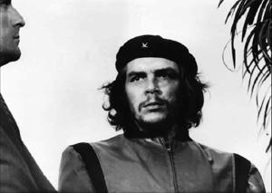 Che Guevara, 1960, by Alberto Korda.