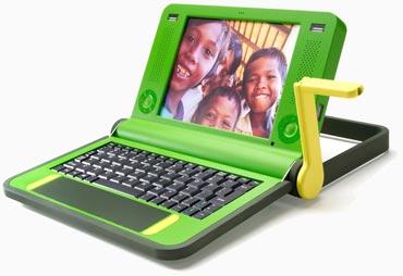 MIT $100 Laptop.