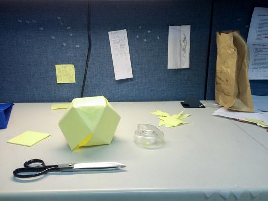 014 Coriolis Cuboctahedron