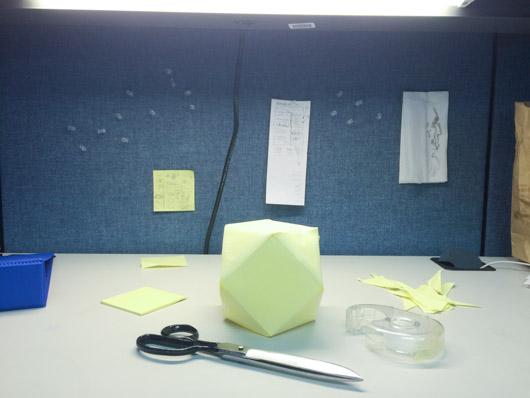 015 Coriolis Cuboctahedron