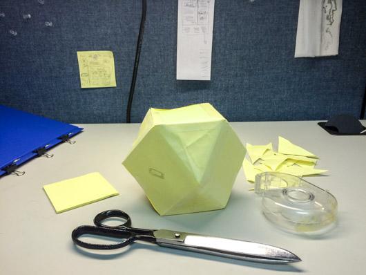 016 Coriolis Cuboctahedron