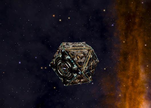 017 Coriolis Cuboctahedron