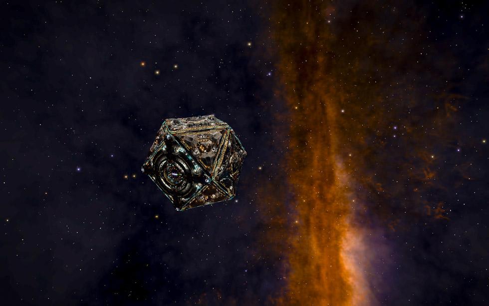 018 Coriolis Cuboctahedron