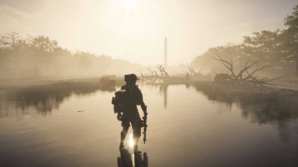 A screenshot of The Division 2 Online. Click to see the image in a larger size.