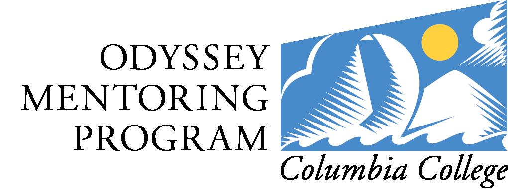 Odyssey Mentoring Program logo.