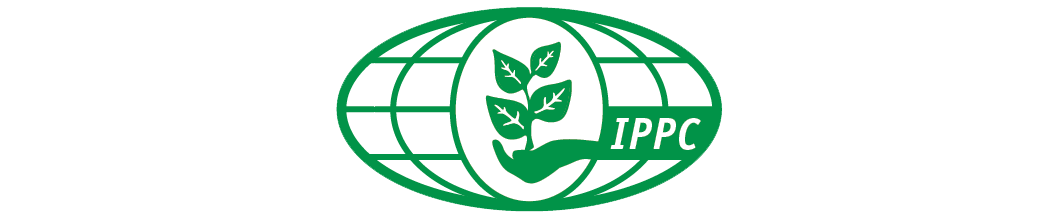 International Plant Protection Convention logotype redrawing.