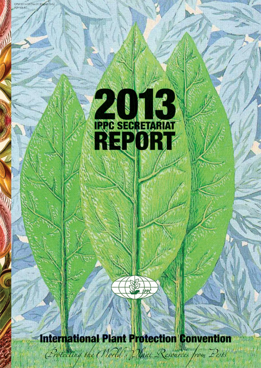 International Plant Protection Convention annual report.