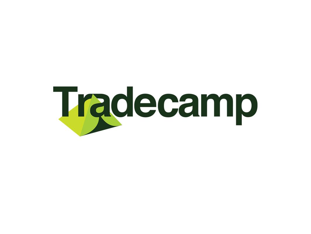 Trade Camp logo.